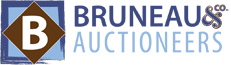 Bruneau & Co. Auctioneers Logo