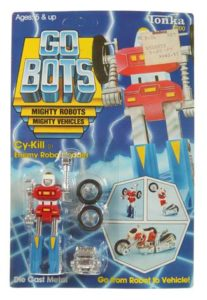 GoBots package